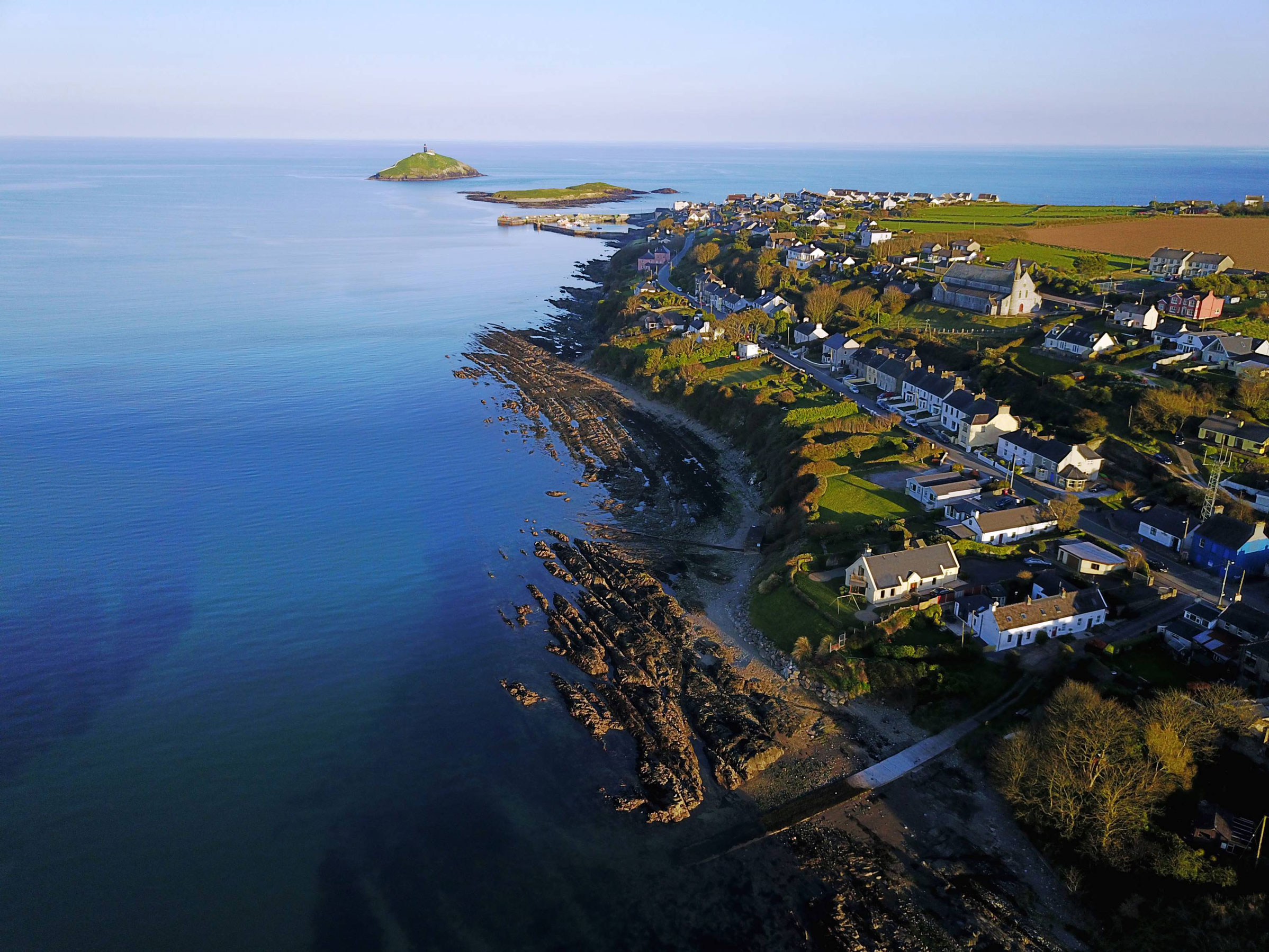 Ballycotton Harbour, East Cork