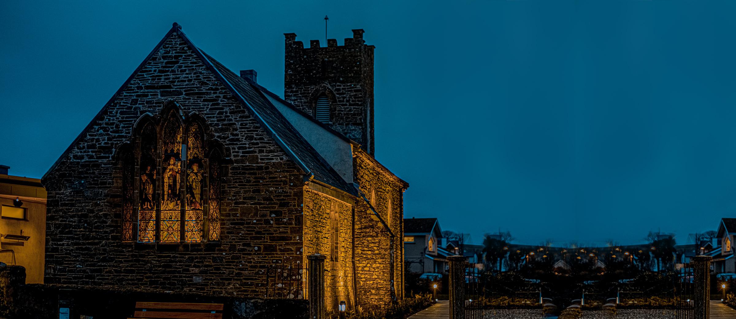 The Sea Church restaurant and bar, Ballycotton, Co. Cork