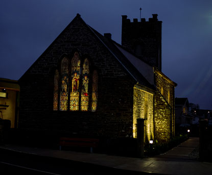 Sea Church Restaurant Ballycotton, Co Cork