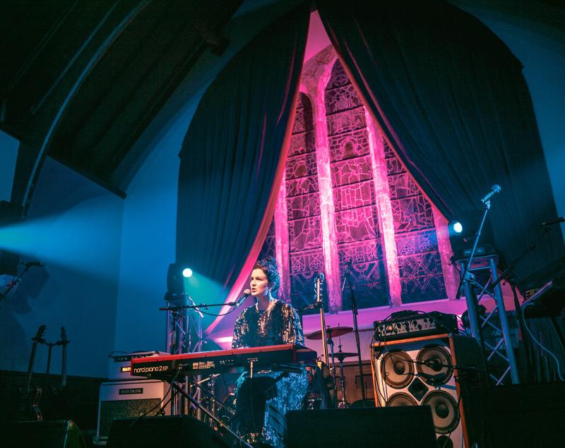 Live Music at SeaChurch Music Venue Ballycotton, Co. Cork