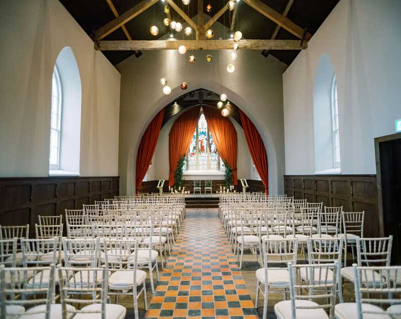 Weddings at The Sea Church, Ballycotton, Cork